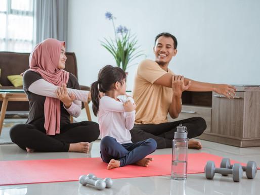 Tips dan Trik Berolahraga saat Berpuasa agar tubuh tetap Bugar