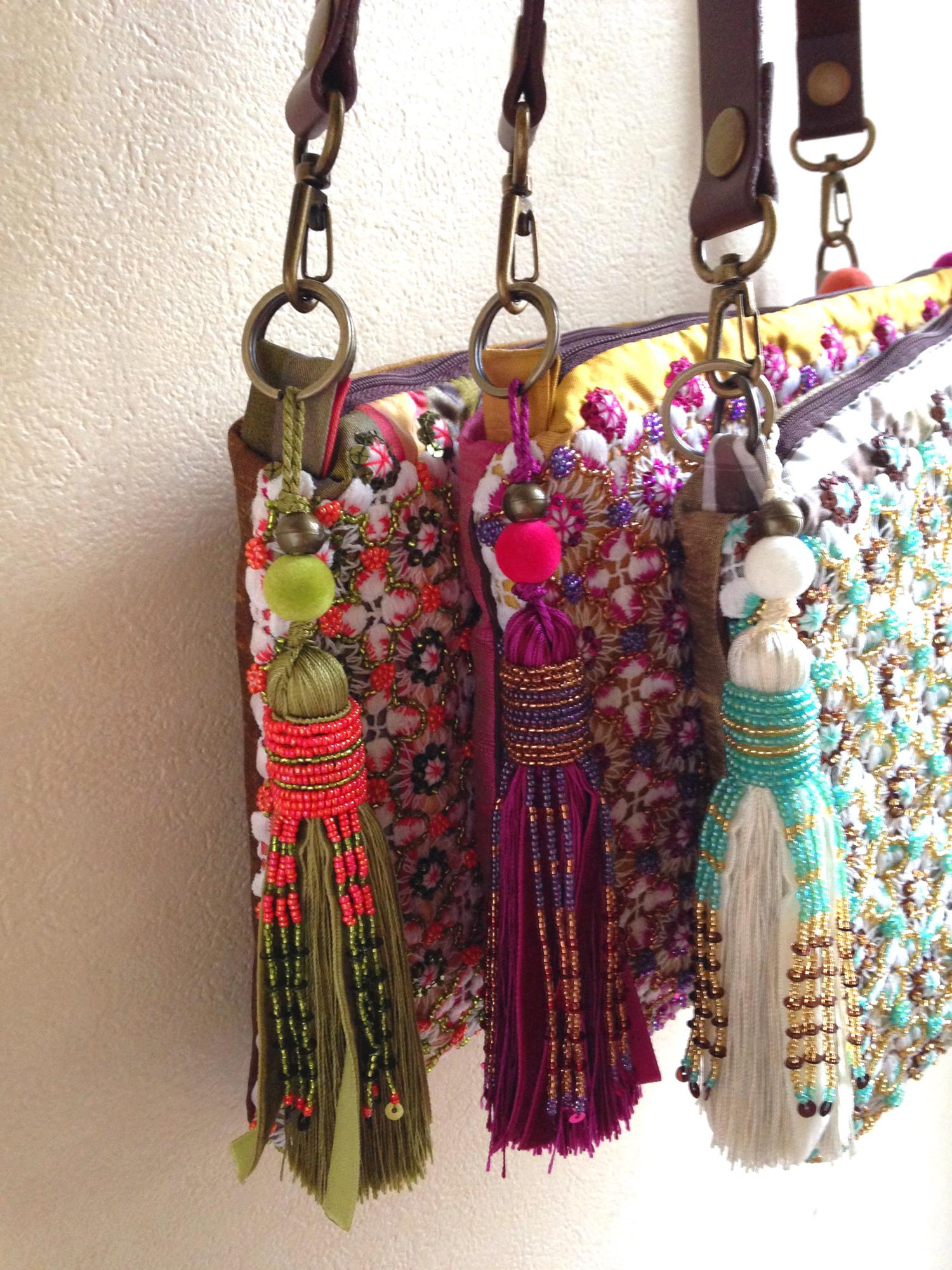 beads pochette