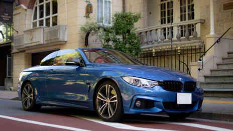 BMW 4-SERIES M SPORT CABRIOLET
