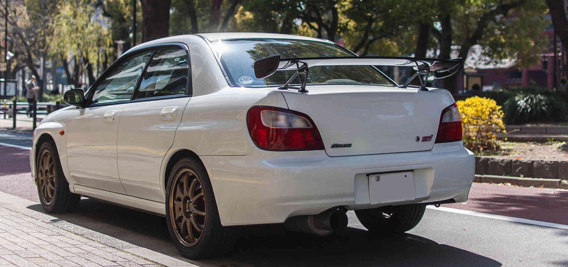 SUBARU WRX STI S202 (MT)