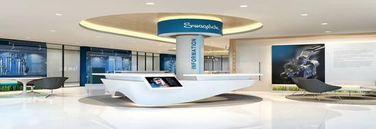 Swagelok 4 - SUA Interior Design Project