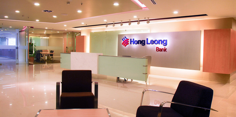 Hong Leong Bank - SUA Interior Design Pr