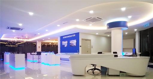 Swagelok 2 - SUA Interior Design Project