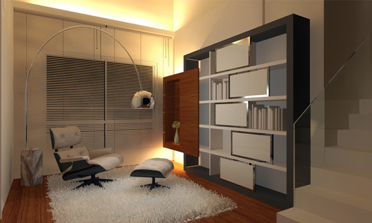 Ancubic Group 5-SUA Interior Design Proj