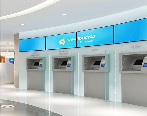 Bank Rakyat 2  - SUA Interior Design Pro