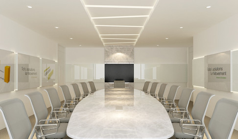 Hyundai Conference Room - SUA Interior D
