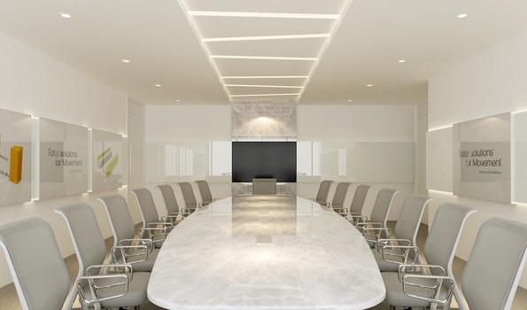 Hyundai Conference Room - SUA Interior D