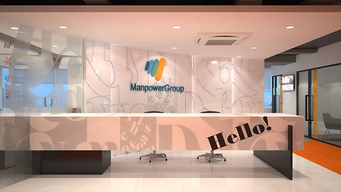 Manpower Group 6 - SUA Interior Design P