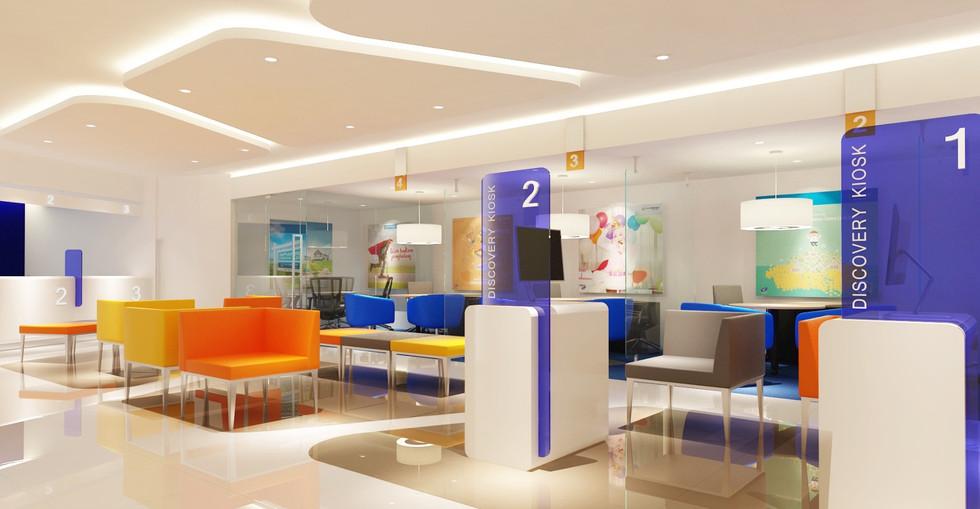 Bank Rakyat 1  - SUA Interior Design Pro