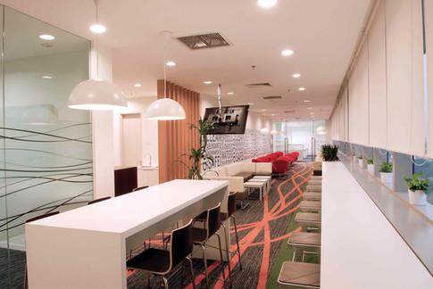 ECOLAB 5  - SUA Interior Design Project.