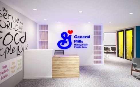 General Mills Reception - SUA Interior D