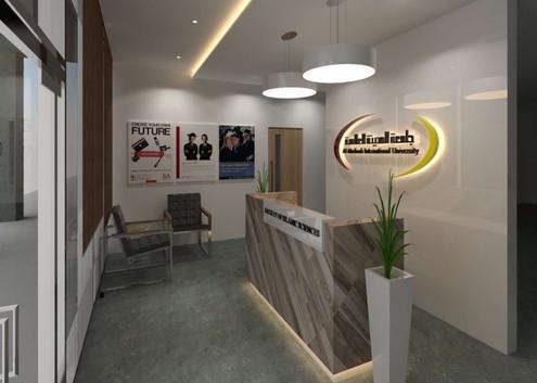 Al Madinah 3 - SUA Interior Design Proje