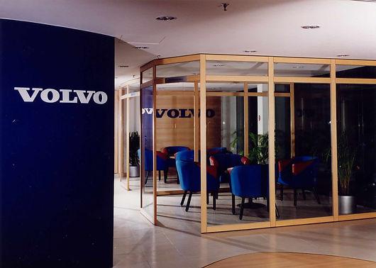 VOLVO 5  - SUA Interior Design Projects.