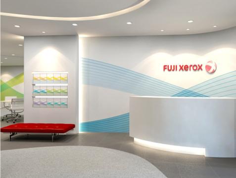 Fuji Xerox 2 - SUA Interior Design Proje