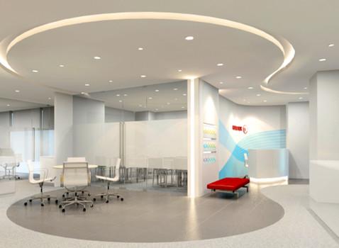Fuji Xerox 1 - SUA Interior Design Proje