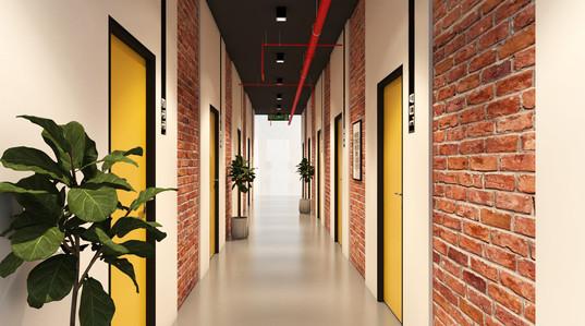 Al Madinnah 2 - SUA Interior Design Proj