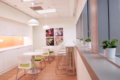 ECOLAB 7  - SUA Interior Design Project.