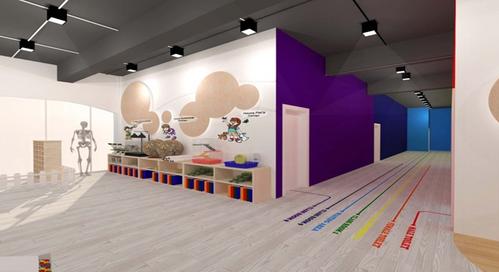 Q-Dees Kindergarten - Play Area