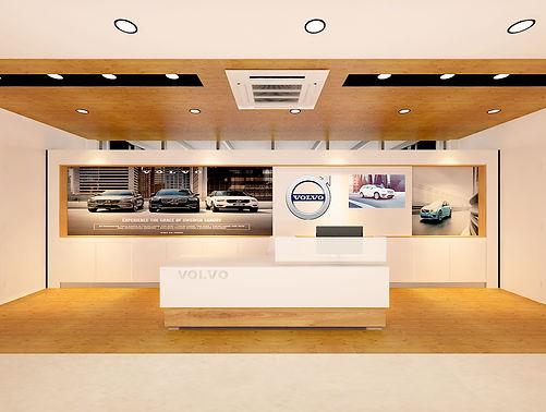 Volvo 2019 7 - SUA Interior Design Proje