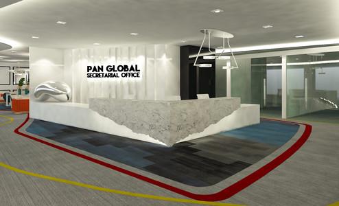 Pan Global 2 - SUA Interior Design Proje
