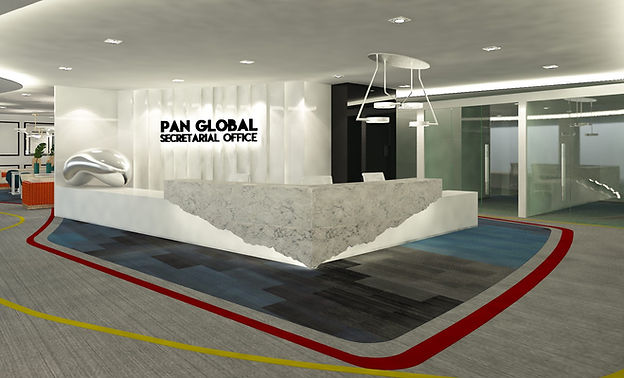 Pan Global 2 - SUA Interior Design Proje