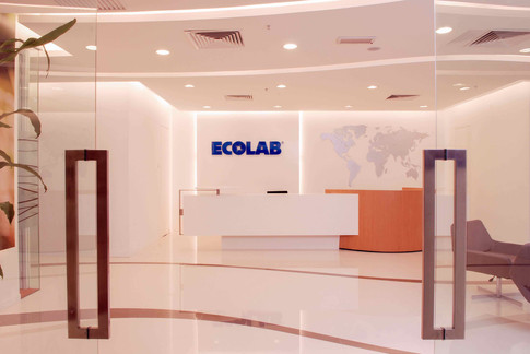 ECOLAB 8  - SUA Interior Design Project.