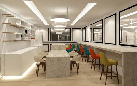 Pan Global 1 - SUA Interior Design Proje