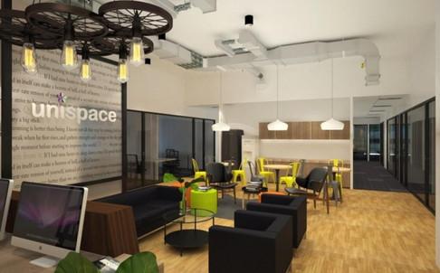 Unispace 2 - SUA Interior Design Project