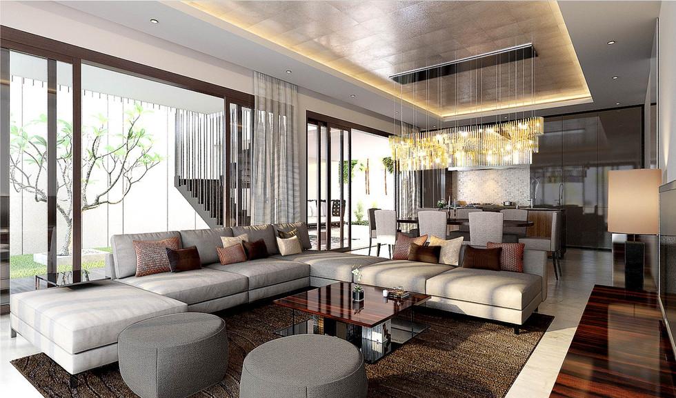 UEM Desaru-SUA Interior Design Projects.