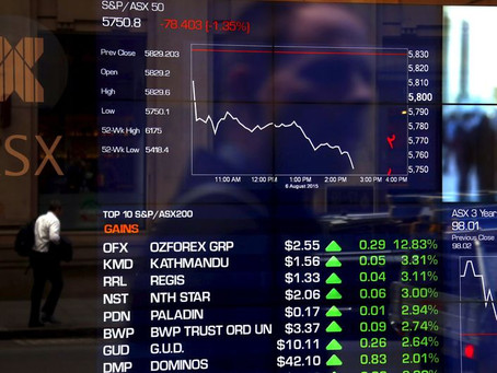 Australia shares better at near of change; S&P/ASX two hundred up 0.87%