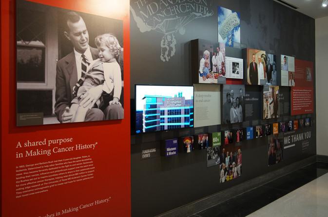 M.D. Anderson Exhibit