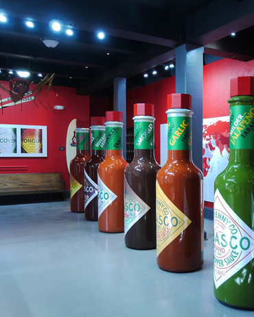 The Tabasco Factory Tour and Museum