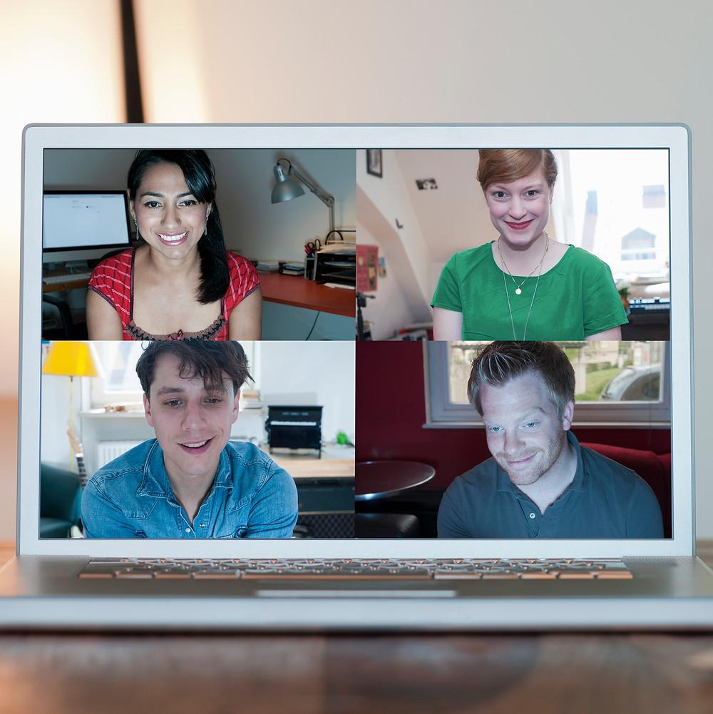 Videokonferencja/praca zdalna
