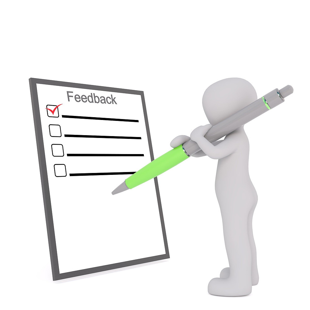 Udzielanie feedbacku
