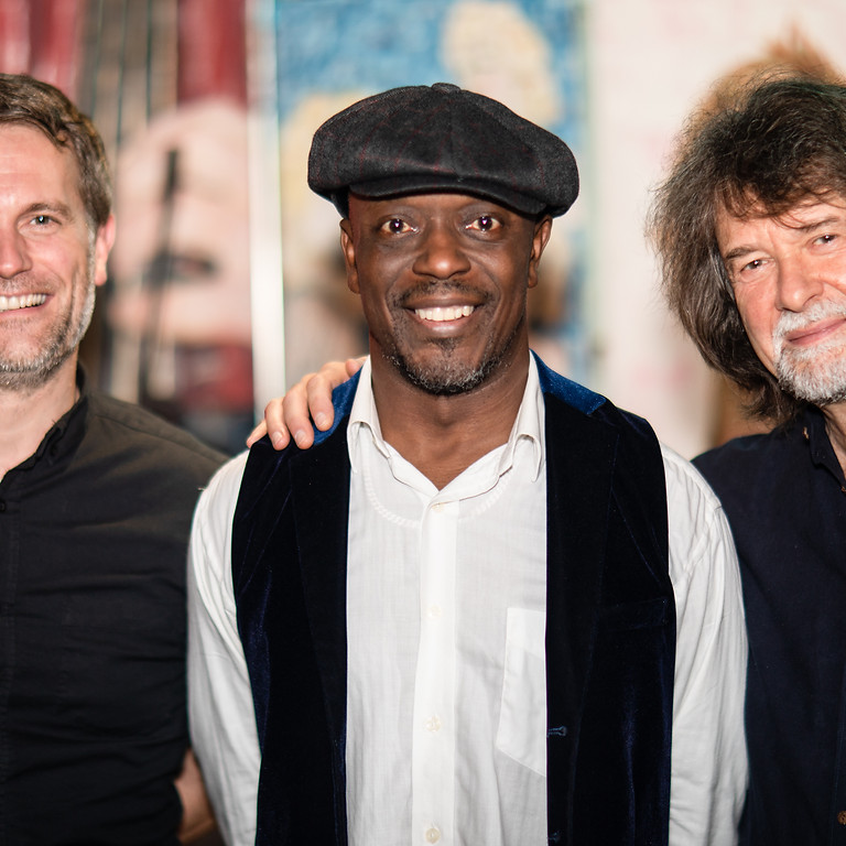 Jazz Inc Presents @The Broadway Theatre