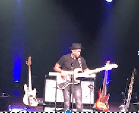 Marcus Miller: Still one of the GOATs