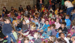 SPECTACLE ECOLE