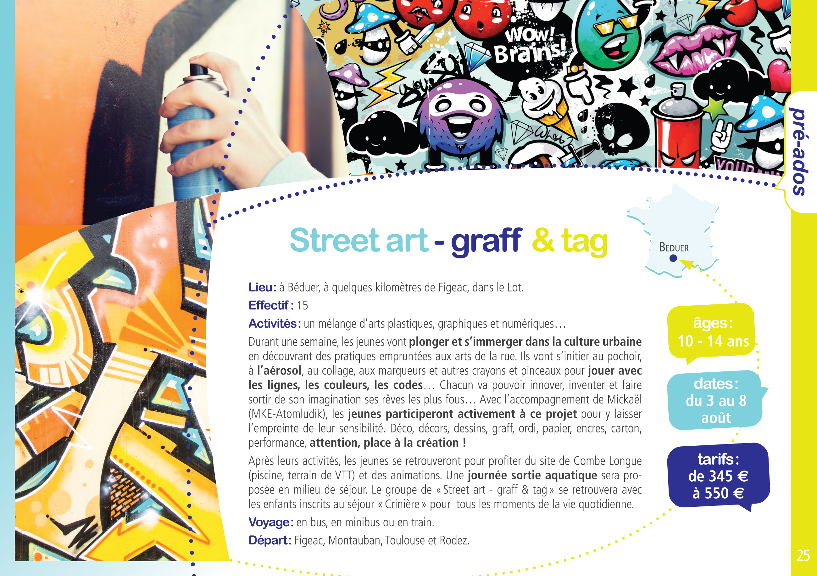 street art graff tag