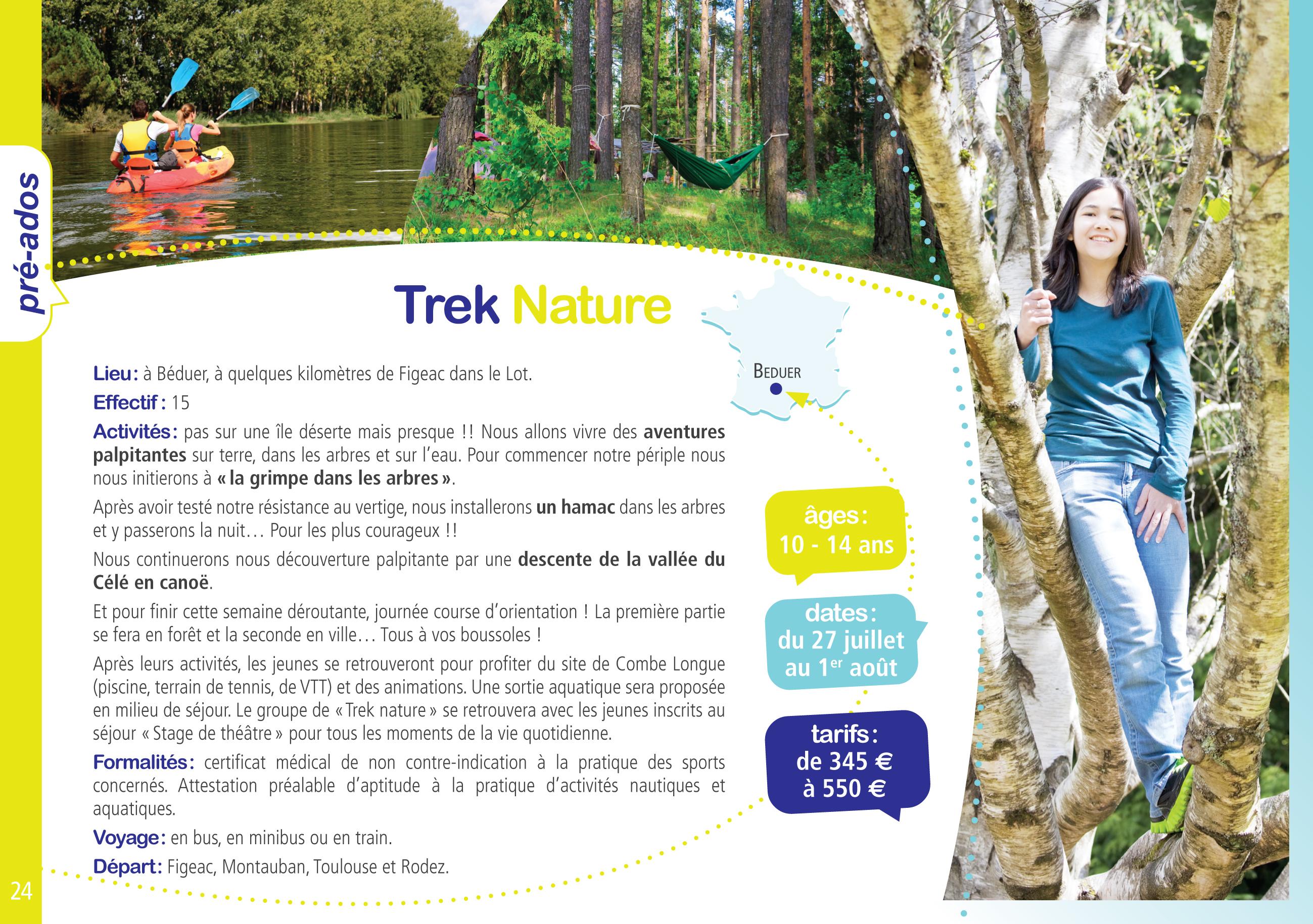 trek nature