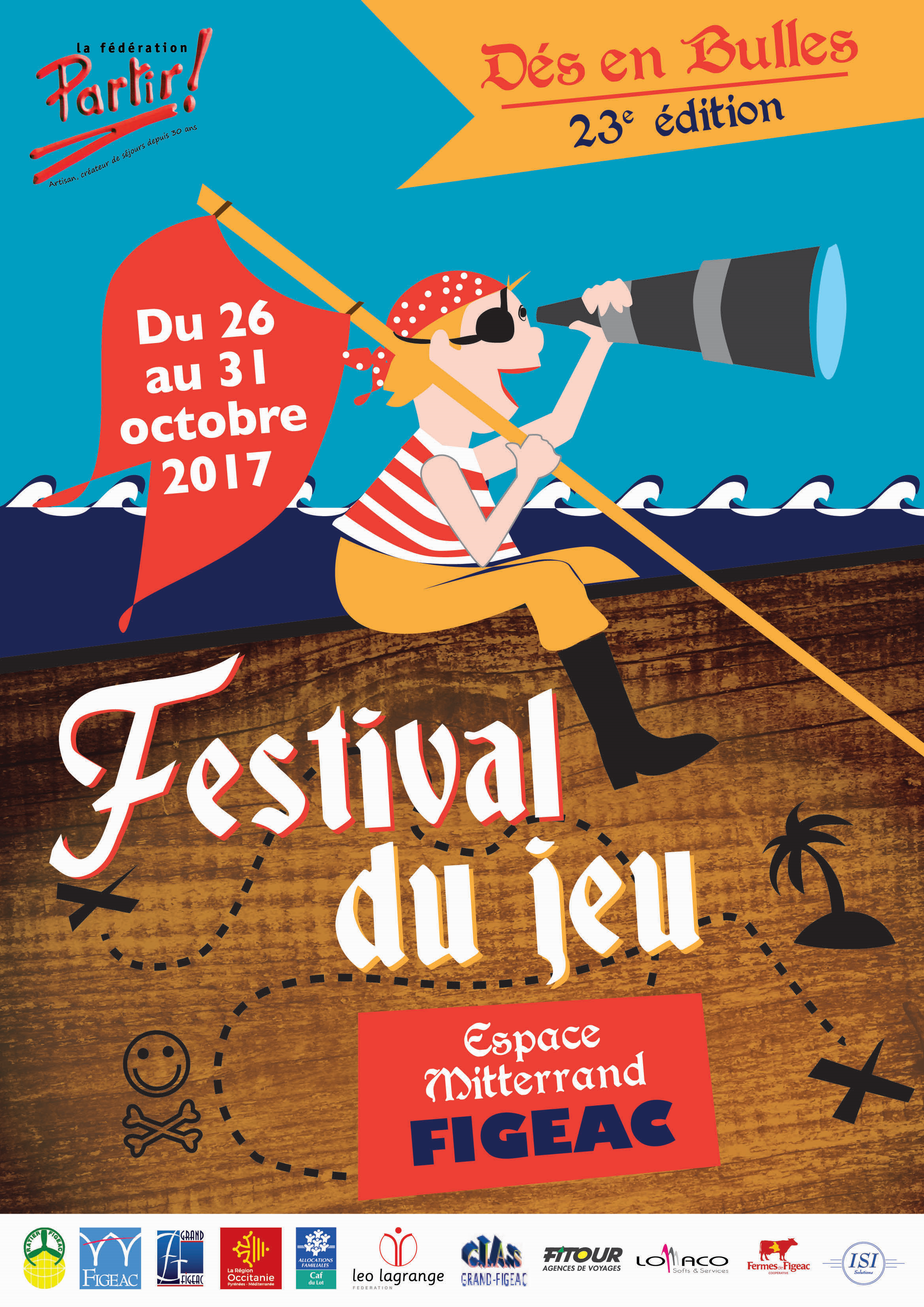Affiche festival 2017