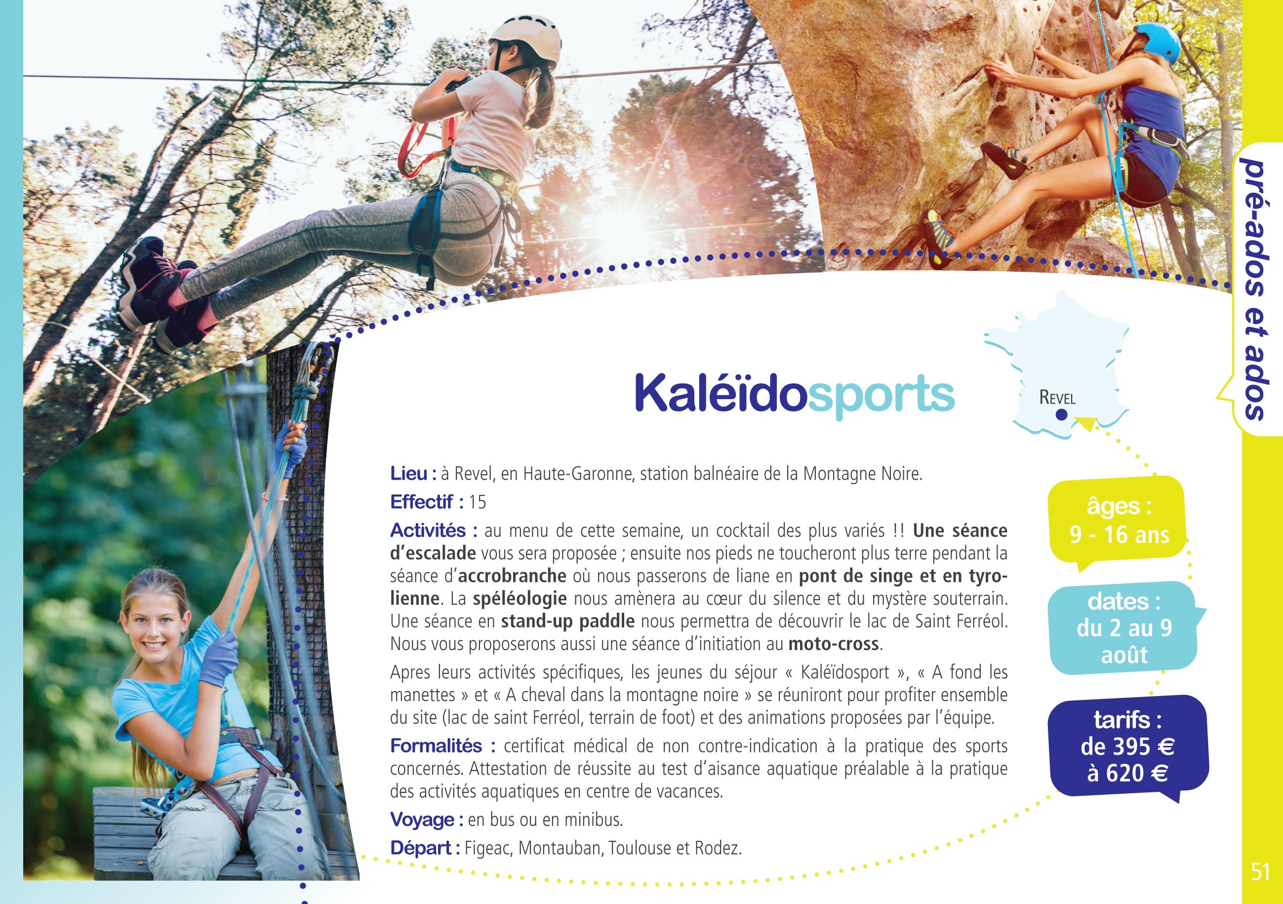 kaleidosports