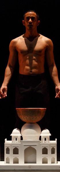 """Burning Skin"" by Roger Sinha"