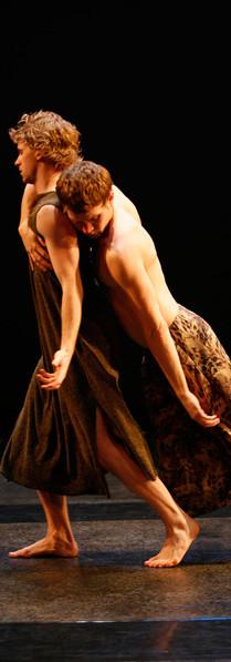 """Chiasmata"" by Christopher House of Toronto Dance Theatre"