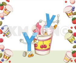 Yy is for ... yogurt