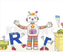 Rr is for ... robot