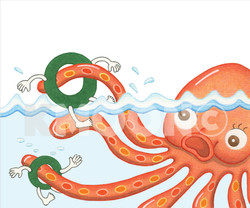 Oo is for ... octopus