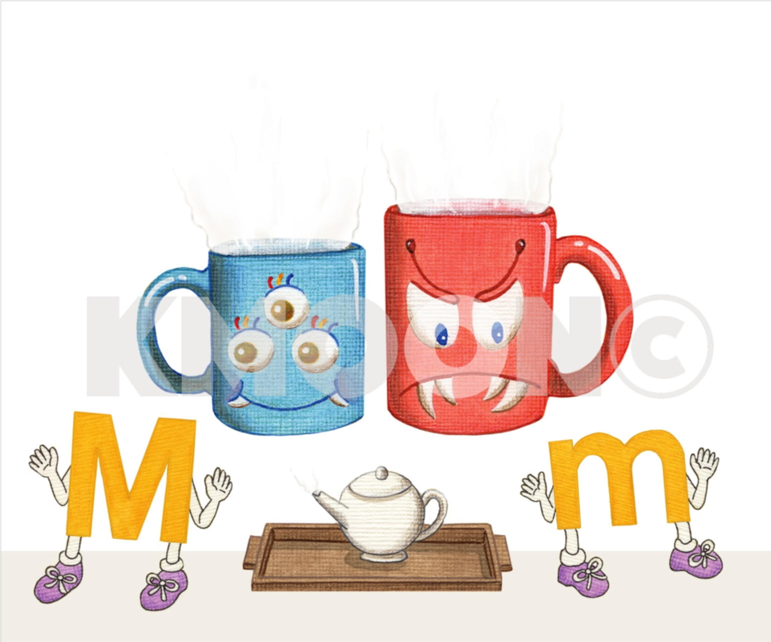 Mm is for ... mug