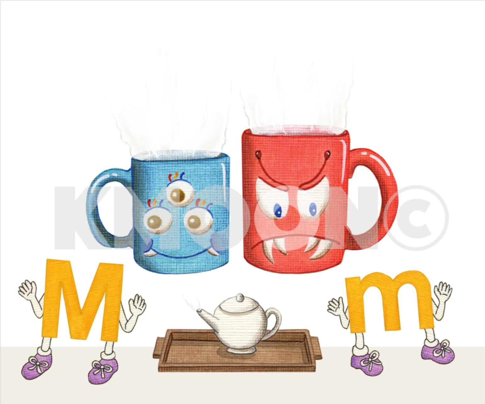 Mm is for ... mug