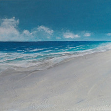 Am Strand von Kampen