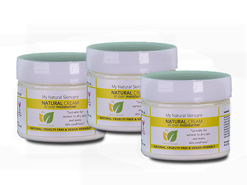 Natural Cream 150ml Deal